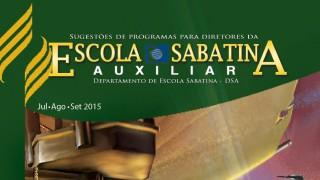 Auxiliar Escola Sabatina 3º Trimestre 2015 – Missionários