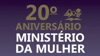 Banner: Aniversário Ministério da Mulher 2015