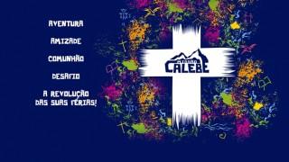 Materiais Missão Calebe 2015