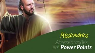 """PPT – """"Jesus: o Mestre das missões"""" – Lição 07 – 3º Trim/2015"""