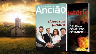Revista do Ancião: 3º trimestre 2015
