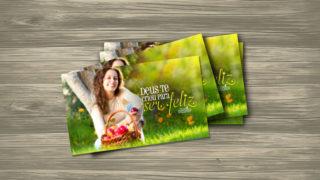 Cartões do Livro Viva com Esperança