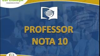 Palestra – Professor Nota 10