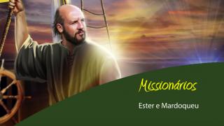 Vídeo Esboço #6 Ester e Mardoqueu – Esboço 3º/tri/2015