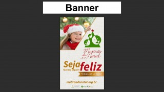 Banner Mutirão de Natal – 2015
