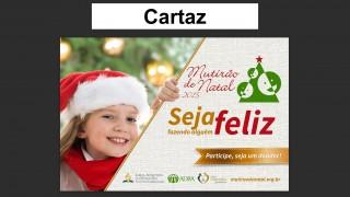 Cartaz do Mutirão de Natal 2015