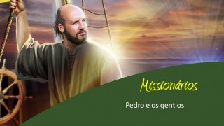 Esboço #9: Pedro e os gentios – Esboço 3º/tri/2015
