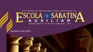 Auxiliar Escola Sabatina 4º Trimestre 2015 – Jeremias