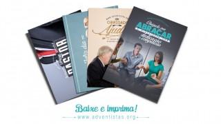 Cartões para imprimir PDF – Dia do Pastor