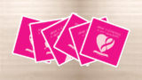 Cartões: Outubro Rosa 2015