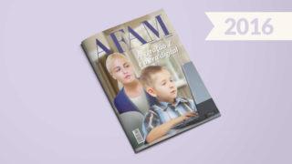 Revista Afam: 1º trimestre 2016