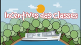 Incentivos das classes – 1º Trimestral 2016