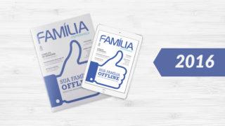 Revista: Família Esperança 2016