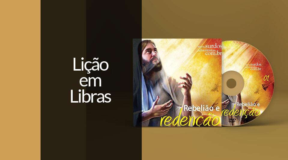 Lição - Libras 1º/tri/2016