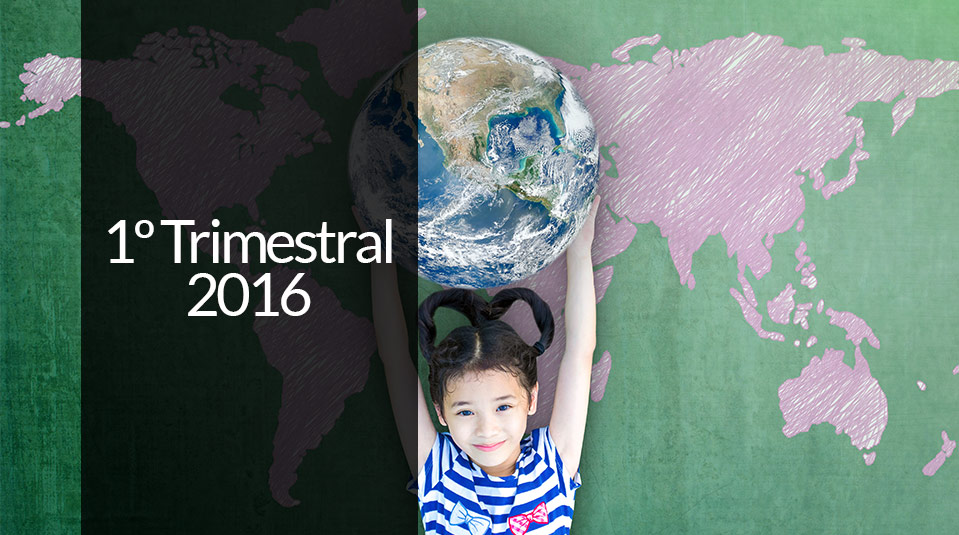 Trimestral Jan-Mar 2016