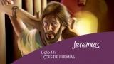 Lição 13: Lições de Jeremias – 4º Trim/2015