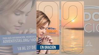 Suporte de porta: 10 Dias de oração e 10 horas de jejum 2016