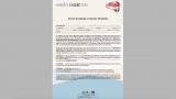 Termo de Adesão – Missão Calebe – 2016 – AML