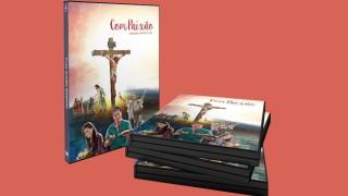 Capa de DVD e Label: Semana Santa 2016