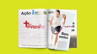 Revista: Ação Jovem 1º/tri/2016