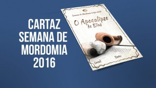 Cartaz: Semana de Reavivamento Espiritual 2016