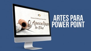 Artes para power point: Semana de Reavivamento Espiritual 2016