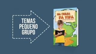 Livreto: Pequeno Grupo Infantil 2016