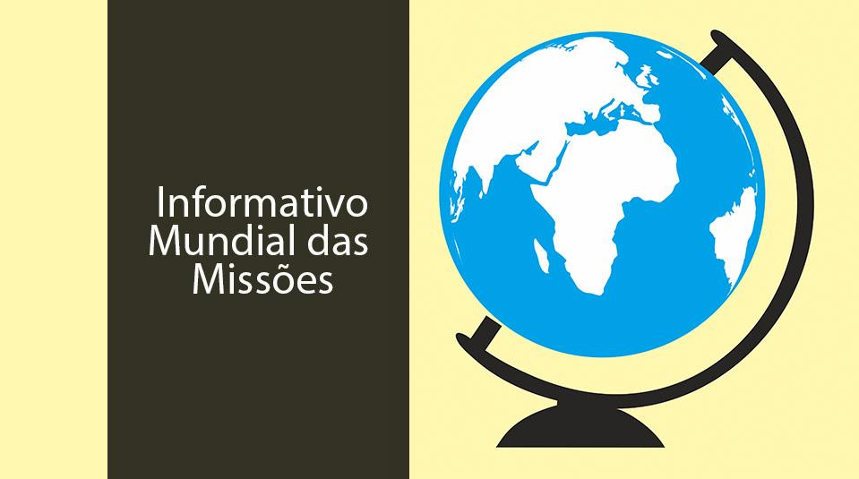 Informativo Mundial das Missões 2016