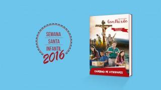 Caderno de atividade: Semana Santa Infantil 2016