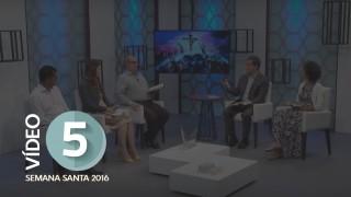 Vídeo Dia 5: Compaixão pelos que choram – Semana Santa 2016