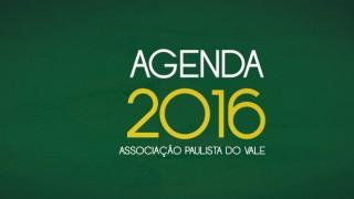 Agenda de Atividades – APV 2016
