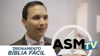 Palestras Pr. Arilton Oliveira – Treinamento Bíblia Fácil – ASM 2016