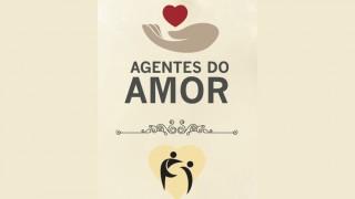 """Marca página """"Agentes do Amor"""""""