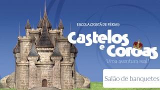 Vídeo: Salão de Banquetes – ECF Castelos e coroas 2016