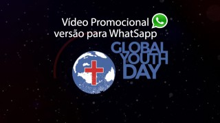 Promocional para WhatSapp: Global Youth Day 2016 | Dia Mundial do Jovem Adventista