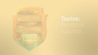 Textos 8 Remédios naturais – Guardiões dos Tesouros