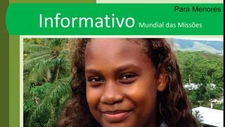 PPT: Informativo Mundial das Missões para os menores 2ºTri/2016