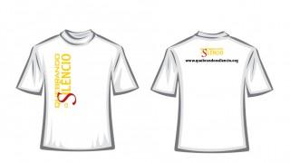Camiseta: Quebrando o Silêncio 2016