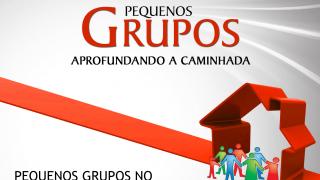 Cap.3 – Pequenos grupos no novo testamento: Aprofundando a caminhada