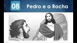 PPT – Pedro e a Rocha – Lição 8 – 2º Trim/2016