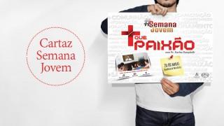 Cartaz – Semana de Oração Jovem – 2016