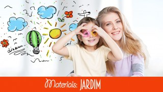 Materiais: Jardim – 3º Trimestral 2016