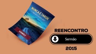 Sermão (pdf) – Reencontro 2015