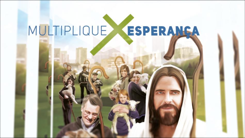 multiplique esperança