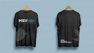 Camiseta Twitter – Meu talento Meu ministério