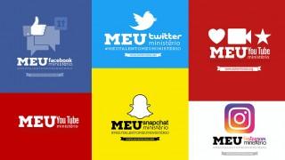 Capa e cover para mídias sociais – Meu talento Meu ministério