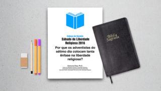 Sermão: Dia da Liberdade Religiosa 2016
