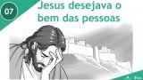 PPT – Jesus desejava o bem das pessoas – Lição 7 – 3º Trim/2016