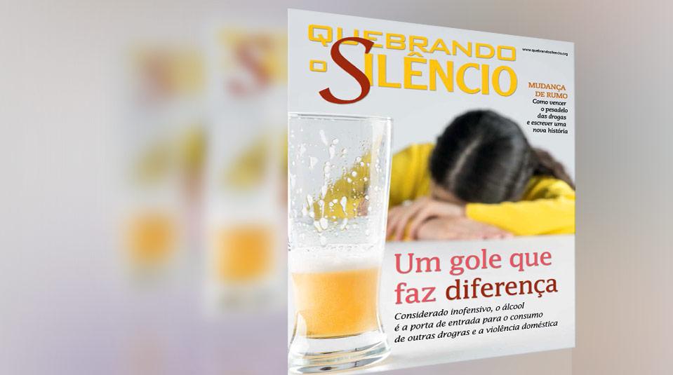 Revistas Quebrando o Silêncio