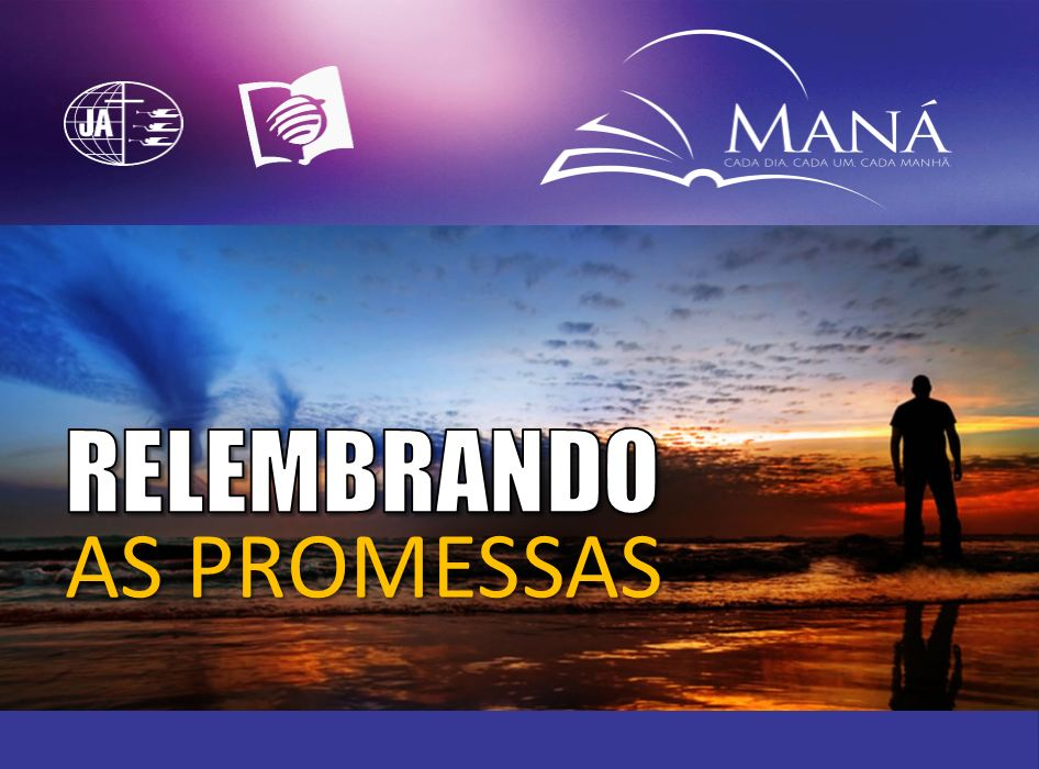 PDF Sermão: Relembrando as Promessas (Maná)